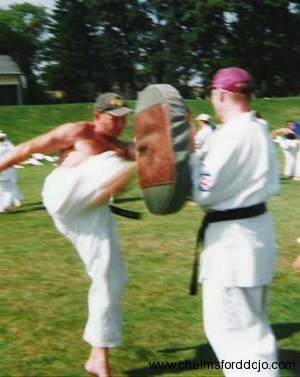 Shihan summer camp 2003